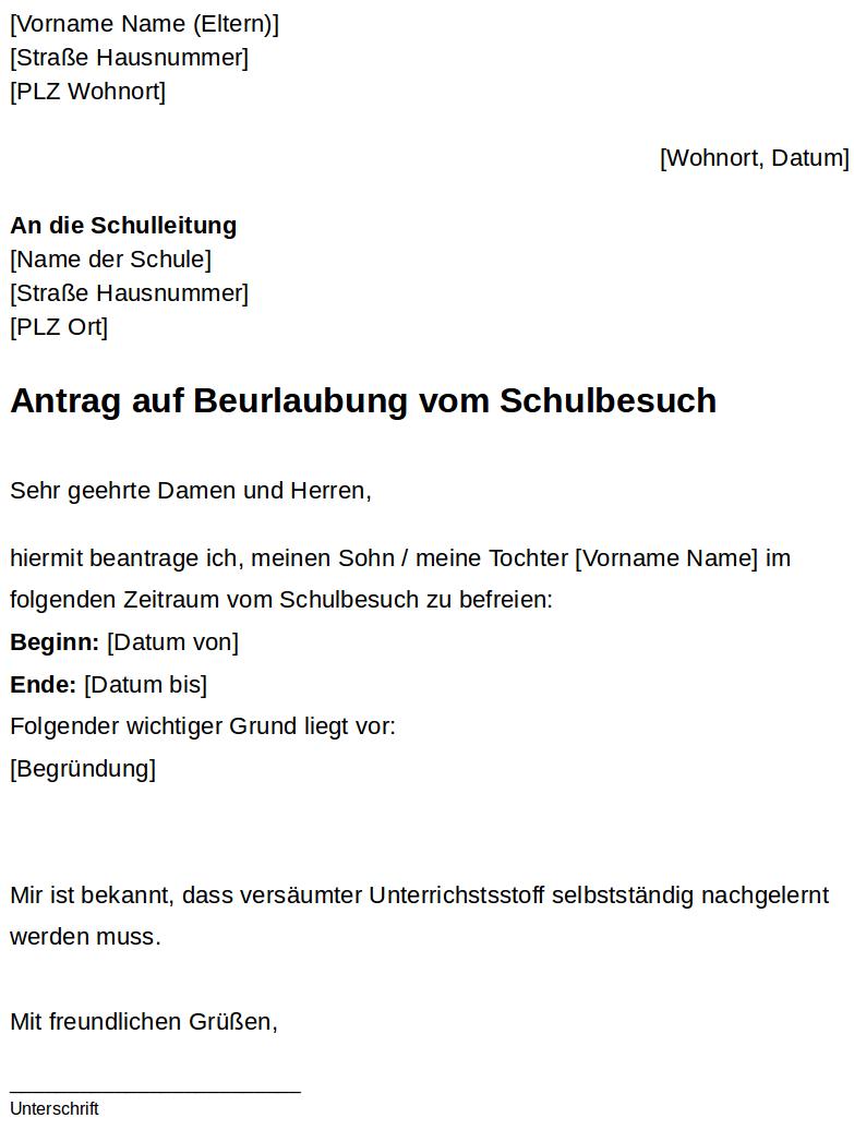Schreiben die schule entschuldigung für Entschuldigungsschreiben: Vorlagen,